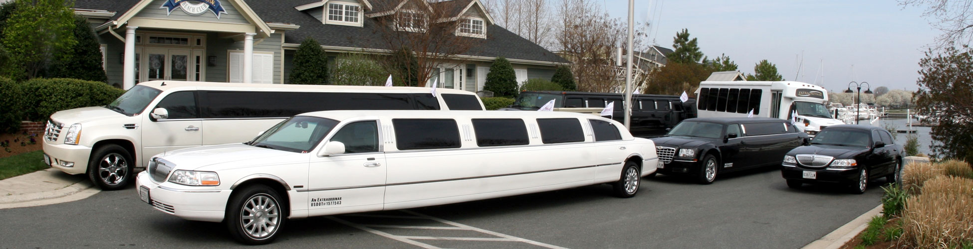 Our Fleet Limos Party Buses Suv Limos Baltimore Dc