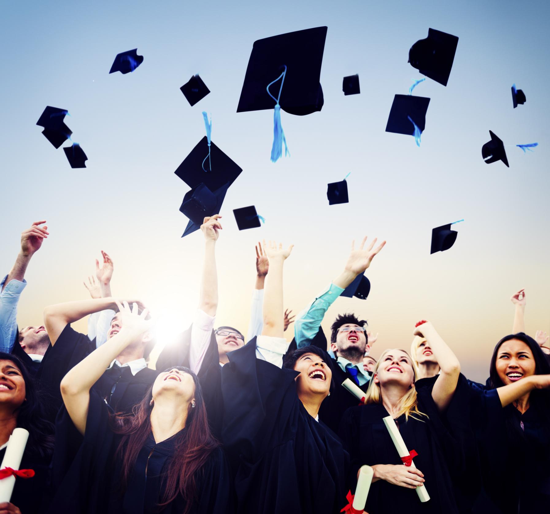 Where to celebrate graduation 38
