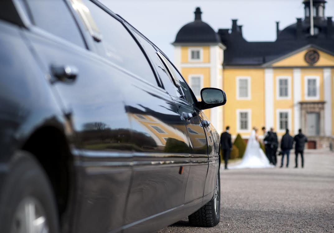 Limousine: the perfect choice for a wedding celebration