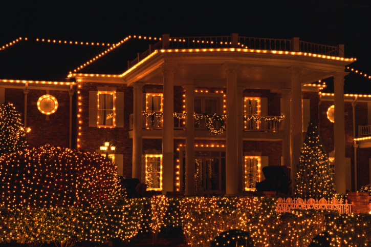 3 must see holiday light festivals in washington d c and - Decoracion luces navidad ...