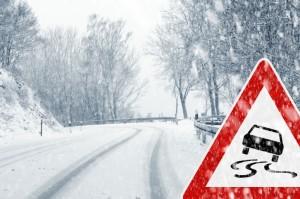 winter chauffeured transportation