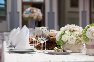 banquet etiquette
