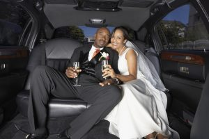 Treat your guests and your new spouse to luxury wedding transportation.